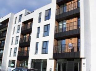Nieuwbouwappartement op de eerste verdieping met lift en terras; voorzien van alle modern komfort: zeer energiezuinig, cv op aardgas, ventilatiesystee