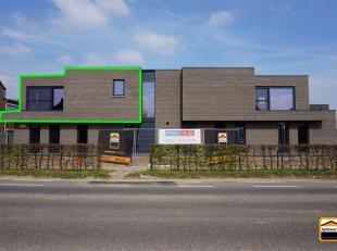 Prachtig nieuwbouwappartement met zuid georiënteerd terras in het centrum van Borgloon.<br /> Dit appartement maakt deel uit van een kleinschalig