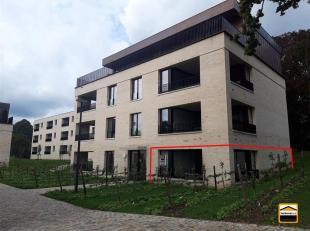 GELIJKVLOERS RECENT APPARTEMENT  in de prachtige residentie GRAETHEM.<br />  - Gelijkvloers één-slaapkamer appartement <br /> Het gaat h