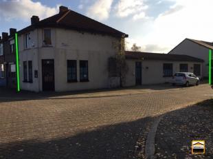 Handelspand op een gunstige locatie in Hasselt, vlakbij de bekende Genkersteenweg te Hasselt.<br /> Voorheen was dit gebouw in gebruik als restaurant.