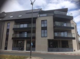 Ruim en zéér goed gelegen appartement op een eerste verdieping in het centrum van Overpelt in de onmiddellijke omgeving van het Mariazie
