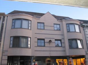 Riant dakappartement in centrum van Hamont met 2 slaapkamers en garage. Aan de living en keuken grenst er een mooi dakterras.