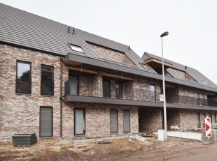 DOORGANGSWEG - LOMMEL<br /> appartement nr 7<br /> Nieuwbouwappartement met 2 slaapkamers en 2 terrassen<br /> <br /> <br /> <br /> VERDIEPING 1: 82 M