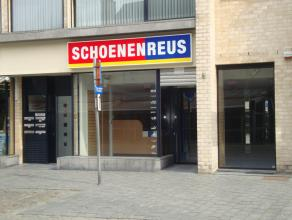 Zeer gunstig gelegen handelsruimte (320 m²).