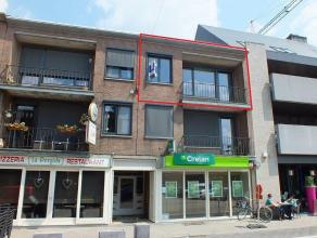 Mooi appartement met 2 slaapkamers en terras, midden in het centrum van Lommel!<br /> Gemeenschappelijke onkosten: euro30,-/maand.<br /> Beschikbaar v
