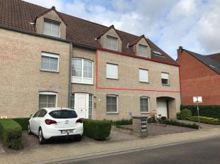 Prachtig ruim appartement met 2 slaapkamers, ruim terras en autostandplaats, gelegen in het centrum van Lommel! Beschikbaar vanaf 1 oktober 2018!