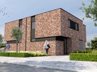 Een strak design met een nog strakker oog voor het milieu en uw verbruik.<br /> ECO wonen in Leopoldsburg.<br /> Deze tot in de puntjes afgewerkte nie