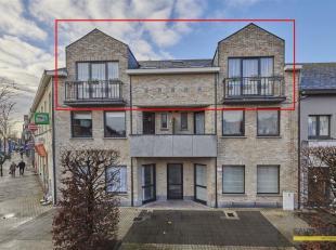 Groot... Groter... Grootst !<br /> Appartement centrum Leopoldsburg met 3SK en maar liefst 153m2 bewoonbare oppervlakte.<br /> Living (45m2) met volle