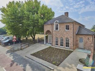 Maison à vendre                     à 3581 Beverlo