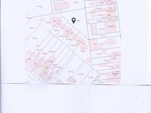 Kavel voor open bebouwing op woonerf Verdini (aan bestaande woningen Lommelsesteenweg 89,91,93,95,97,99) te Leopoldsburg. Grootte volgens kadaster 103