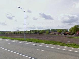 Perceel landbouwgrond langs de Hamonterweg van 89a07ca