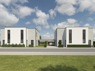 Fase 1 : REEDS 50 % VERKOCHT !!<br /> Eigentijds nieuwbouwproject van 4 half open BEN woningen (e peil 30) op mooie nieuwe verkaveling (atm site) aan
