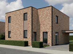 Fase 2 :<br /> Eigentijds nieuwbouwproject van 4 half open BEN woningen (e peil 30) op mooie nieuwe verkaveling (atm site) aan de Heirweg en de Pieter
