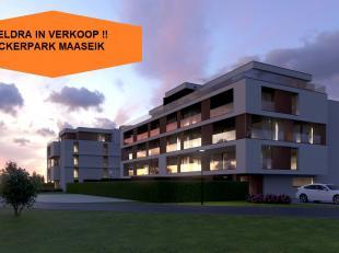 WELDRA IN VERKOOP!!<br /> EYCKERPARK MAASEIK !!<br /> Betaalbaar en luxueus wonen op mooie locatie nabij centrum.<br /> Fase 1 bestaande uit 18 ruime