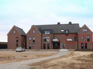 In het centrum van Opitter, een deelgemeente van Bree gelegen nieuwbouw appartement. Dit appartement bevindt zich op de 1e verdieping met garage. Het