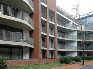In het centrum van Neerpelt op het gelijkvloers gelegen nieuwbouwappartement van 96 m².
