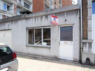 LIEGE (St-Léonard) Idéalement situé dans le quartier Saint-Léonard: atelier pour personnes handicapées, d'une super