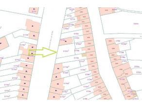 Terrain à vendre de +- 200 M² avec projet de construction pour 3 appartements et 3 garages. Belle situation à St-Walburge!