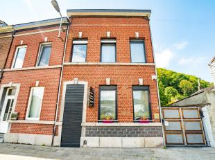 ANGLEUR:  Maison, 3 façades, en excellent état, rénovée de A à Z et jouissant d'une situation parfaite (accè