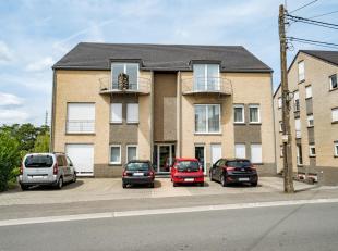 In het hart van Boncelles, prachtige duplex, in zeer goede staat, gehuisvest op de bovenste verdiepingen van deze kleine residentie van 2004.  Met bij