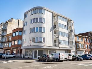 LUIK: appartement met 2 slaapkamers op de 3e verdieping in een gebouw dat het onderwerp is geweest van vele renovaties en dat zich in een zeer goede s