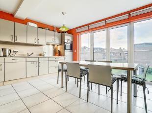 LIEGE: Situé au 1er étage d'une résidence récente (2012), les nombreux atouts de cet appartement ne pourront que vous plai