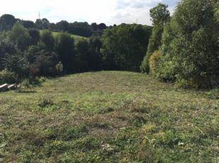 Offre àpd 74.000  - terrain à bâtir en zone d'habitation rural.