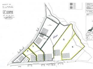 Offre àpd 35 000 euro. 4 terrains constructibles, Lot  de: 767 m²  à 2811 m². Possible en RDA.