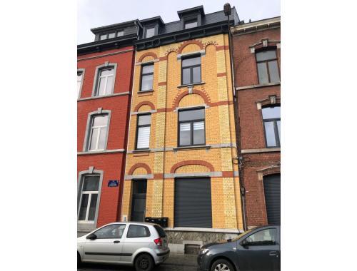 Appartement te huur in Liège, € 540