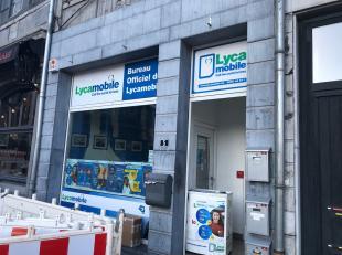 Bedrijfsvastgoed te huur                     in 4000 Liege