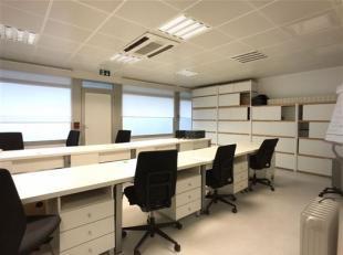 Situé dans le très convoité business center de la Médiacité, ces bureaux offrent env. 105 m² de superficie uti