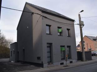 Au rez-de-chaussée d'un immeuble de 2 unités, ce superbe appartement d'env. 110 m² vient d'être terminé. Tout est neuf