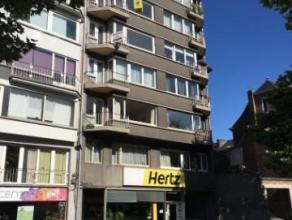 Liège-centre : Situé sur le Boulevard d'Avroy. Très bel appartement 2 chambres composé d'un living de 26 m², cuisine