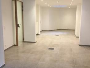 Liège : Situé au centre de Liège bel espace bureau de 70m² entièrement rénové. Il est composé d'