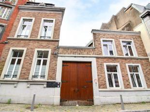 C'est au dessus de la Place Saint Lambert qu'ADK IMMO a la chance de vous présenter cet immeuble d'exception composé de 10 appartements,