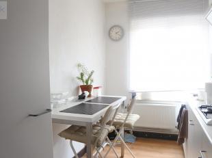 Liège : Un appartement 1 chambre composé dun séjour, cuisine semi-équipée et salle de douches vous attend à