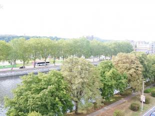 Liège : Bel appartement de 108m² avec 3 chambres + possibilité d'un emplacement de parking au sein de l'immeuble à 50euro (c