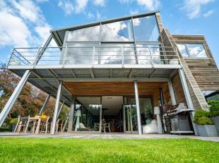C'est dans la région sprimontoise qu'ADK a la chance de vous présenter cette maison exceptionnelle, située dans un havre de paix