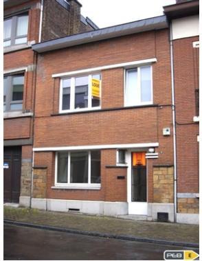 Maison ouvrière à louer à Liège, € 695