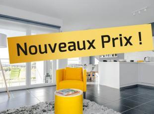 Cette Résidence à appartements Thermo Efficaceneuve est composée dappartements dune superficie de 53 à 120 m²