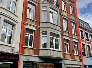 En Outremeuse, un ensemble immobilier comprenant 2 surfaces commerciales, 2 appartements et un duplexRez-de-chaussée: 2 superficies commerciale