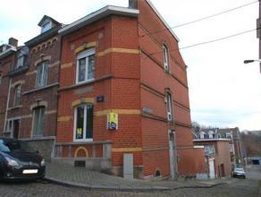 ....OPTION/VENDU....Idéal profession libérale, regroupement familial, proche du centre de Liège, BELLE MAISON AVEC STUDIO enti&eg