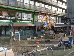 Emplacement privilégié dans l'hyper-centre de Liège, au 1er étage d'une résidence, SURFACE COMMERCIALE/BUREAUX (81M
