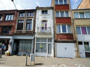 A proximité immédiate de l'hypercentre de Liège avec ses commerces, transports et autres facilités, MAISON DE COMMERCE ET