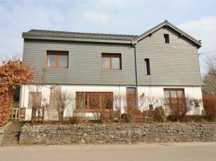 Maison à vendre                     à 4970 Stavelot