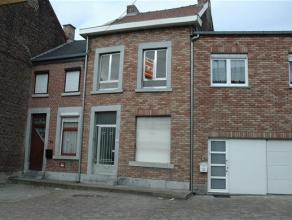 Jolie maison situé à Grâce-Hollogne, proche de toutes commodités, entre la place du Pérou et la place Ferrer. La mai