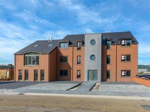 """Appartement 2 chambres au rez-de-chaussée de type """"Basse-Energie"""" d'une surface de 100 m² avec terrasse très spacieuse. Il se compo"""