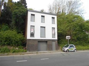 Belle maison d'habitation 4 façades en gros oeuvre fermé de type bel étage. Travaux à terminer selon votre goût. Id&