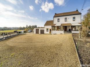 A Villers-le-Bouillet, magnifique complexe composé dune maison de 250 m² habitable et dun terrain de 3 hectares arboré dune splendi