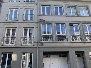 In het centrum van Hoei en dichtbij alle voorzieningen, appartementencomplex met een opbrengst van 7,1% na aftrek van notariskosten (bruto bouwkosten)